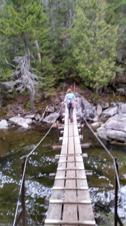 Suspension bridge of doom