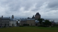 The Chateau from the Citadel