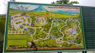 Mistico Park map