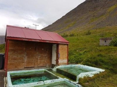 Pollurinn at Talknafjordur